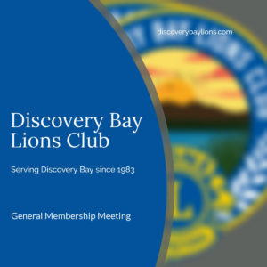 Lions Club Membership Meeting