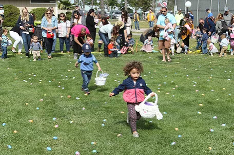 Easter Egg Hunt 2018