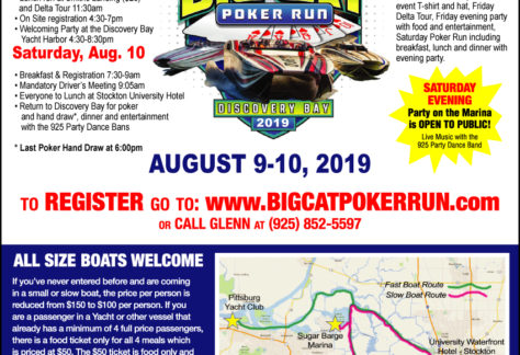 Big Cat Poker Run